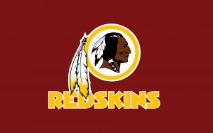 The Redskins controversial logo