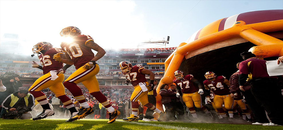 It's the controversial racist name, so should the Washington Redskins change it?