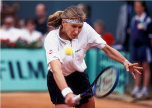 Steffi Graf's Golden Grand Slam has never been repeated.