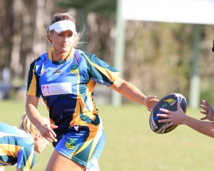 Dual International Ruan Sims believes women don't yet see coaching the men as a viable career path.