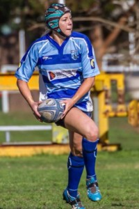 Chloe intends to stick with Rugby Union after the World Cup.