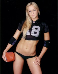 """I'm really grateful for the LFL because if I didn't have them then I may have quit sport."""