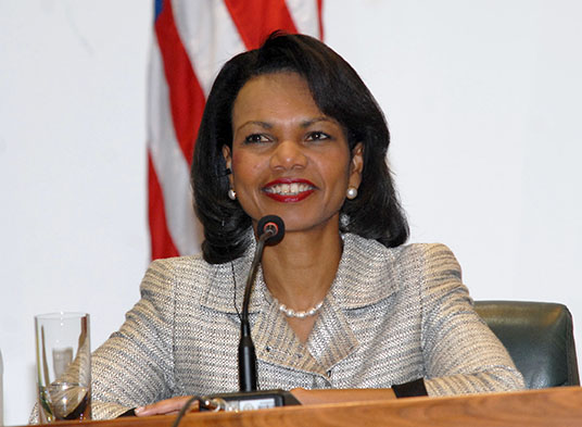 Condoleezza Rice - by Antonio CruzV2