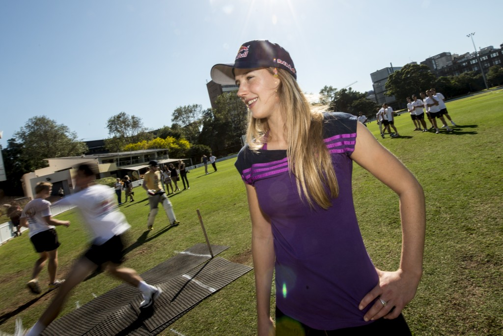 Ellyse Perry is one of the stars of the Australian Women's Cricket Team