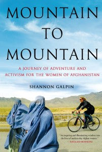 Shannon's journey and work in Afghanistan has been written into the book Mountain to Mountain.