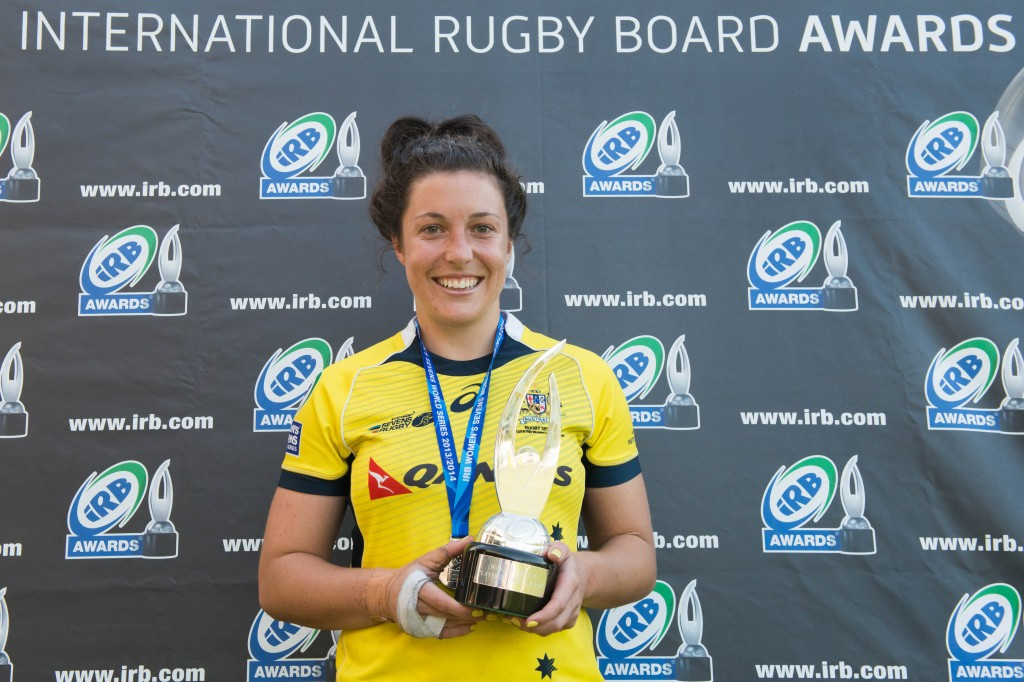 Emilee Cherry Player of the Year Credit IRB Sara Jane Muirhead (1)