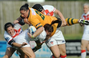 Womens World Cup from Dewsbury England v Australia Friday 5 July.