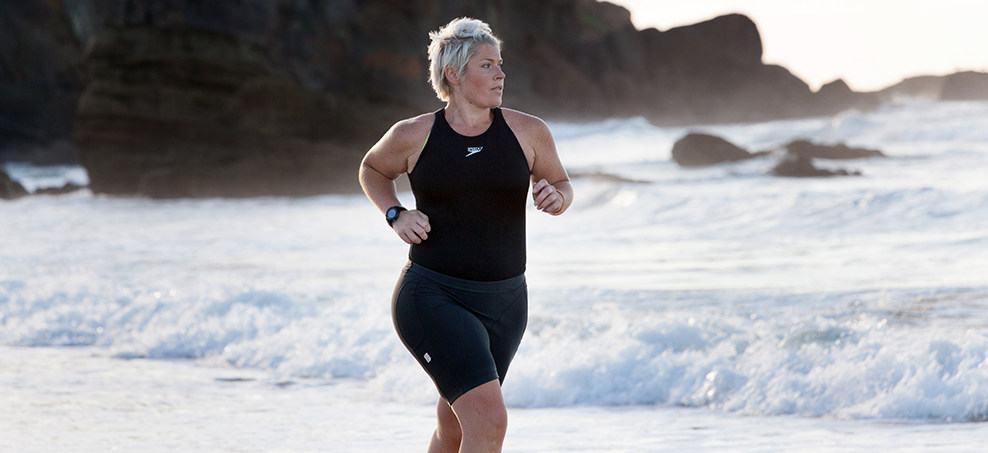 Leah Gilbert is a Fitness Trainer, Triathlete, Half Marathon Runner and Proud Plus Size Endurance Athlete.