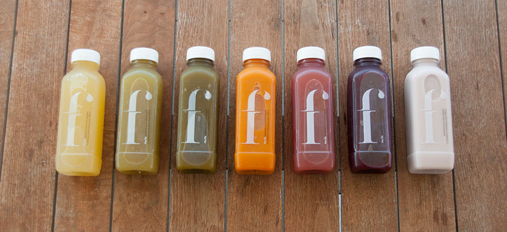 Sportette product tested 'The Juice Fix' range as part of this article on juice cleansing safely.