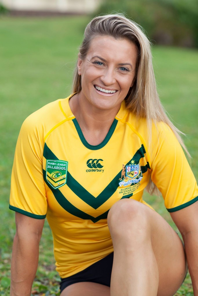 New Jillaroos Captain Ruan Sims