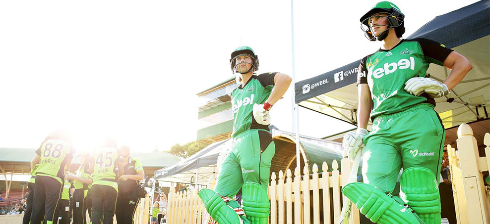 WBBL02 opened to record TV audience figures in just its second year